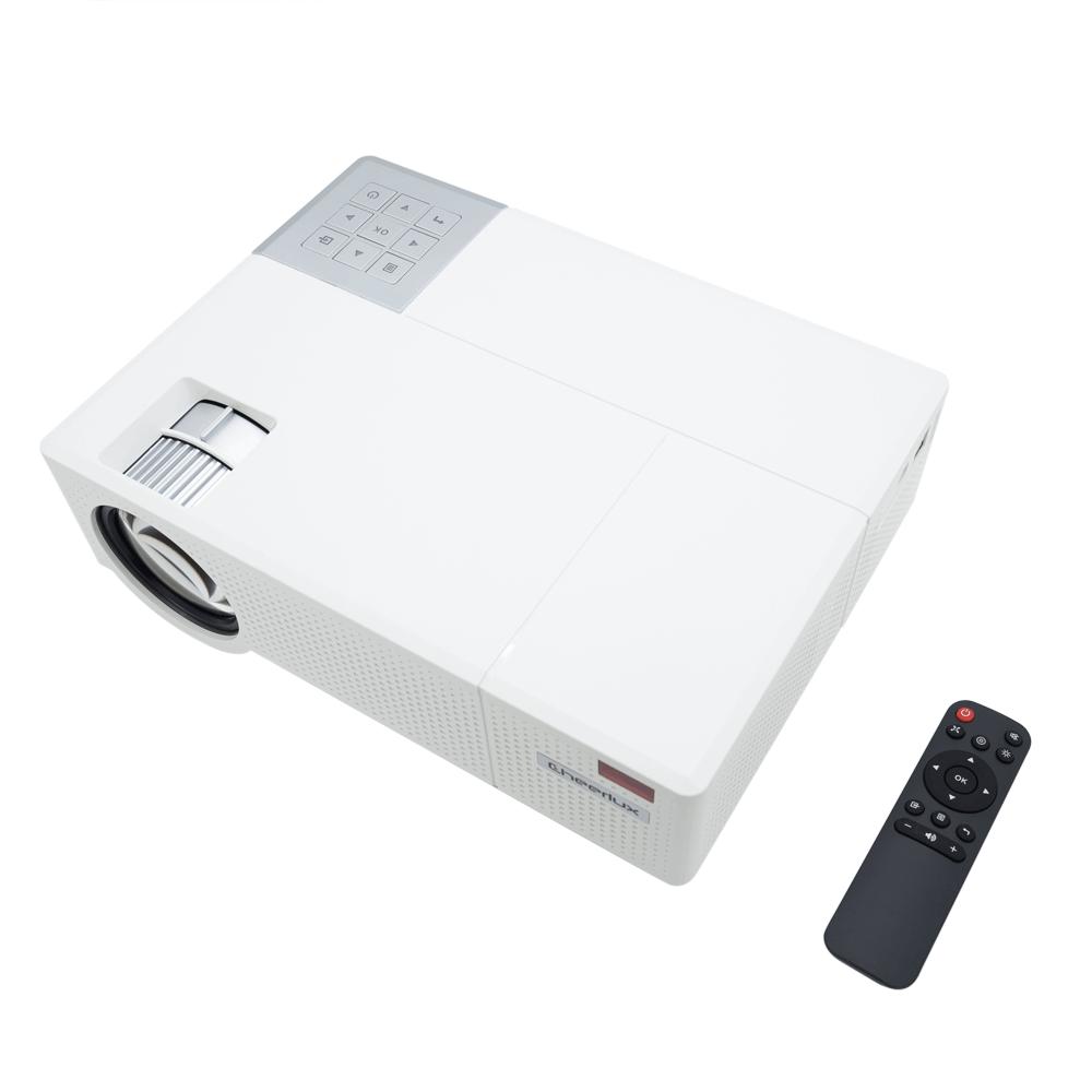Мини проектор Excelvan CL770 (белый) - 3